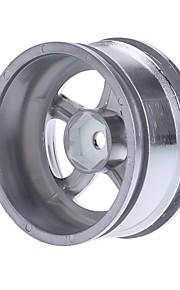 Geral RC Tire Pneu RC Carros / Buggy / Caminhões Prateado Borracha Plástico