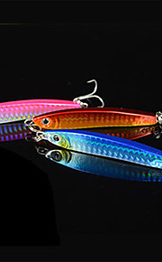 3 pcs Fishing Lures Pencil g/Ounce mm inch,Plastic General Fishing