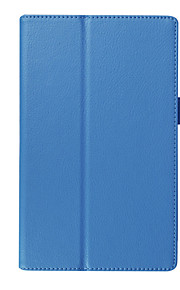 lychee pu beschermhoes voor lenovo tab3 lipje 3 8 850 tab3-850 tb-850 tb3-850m 8,0 inch
