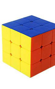 Cubo Macio de Velocidade Cubos Mágicos Etiqueta lisa / Mola Ajustável