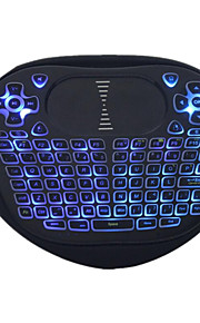 T8 Backlit Air Mouse Keyboard 2.4GHz Wireless for TV Box & PC