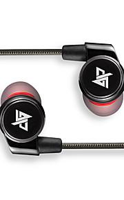 귀에 이어폰 귀 걸이 금속 이어폰에서 auglamour의 R1 하이파이 슈퍼베이스 DIY 헤드셋 하이파이 이어폰을 업그레이드
