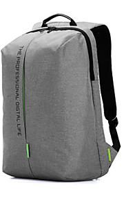 Kingsons laptop rugzak 15,6 inch waterdichte nylon tassen bedrijf recuperatieperiode mannen en vrouwen knapzak