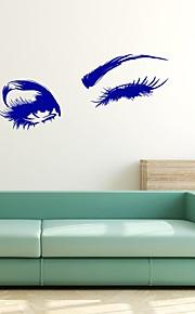 Dyr Højtid fritid Vægklistermærker Fly vægklistermærker Dekorative Mur Klistermærker,Papir Materiale Hjem Dekoration Vægoverføringsbillede