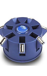 Wudoumi wdm-93 7 ports high speed usb 2.0 hub