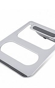 Plegable Macbook Tablet Portátil Todo-En-1 Aluminio