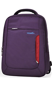Hosen HS-332 14-Inch Computer Laptop Bag Waterproof Shockproof Breathable Nylon Shoulder Bag For iPad/Notebook/Ablet PC