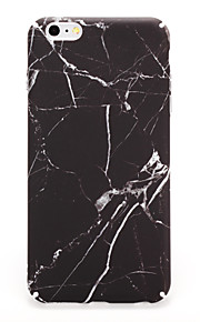 För Apple iPhone 7 7plus fodral mönstret bakre omslag marmor hård pc 6s plus 6 plus 6s 6