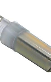 6W G9 LED-lamper med G-sokkel T 136 SMD 3014 500-600 lm Varm hvit Naturlig hvit Hvit Dimbar Dekorativ V 1 stk.