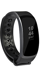 Smart Bracelet Water Resistant / Water Proof Long Standby Calories Burned Pedometers Sports Heart Rate Monitor Touch Screen Information