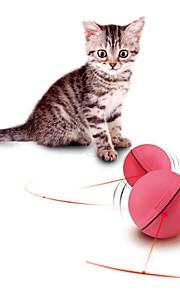 猫用おもちゃ 犬用おもちゃ ペット用おもちゃ ボール型 インタラクティブ 電子 プラスチック