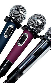 Wired Microphone Dynamic Microphone for Karaoke