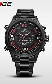 WEIDE Masculino Relógio Esportivo Relógio Militar Relógio Elegante Relógio de Moda Relógio de Pulso Relogio digital JapanêsQuartzo