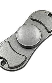 Fidget spinner -stressilelu hand Spinner Lelut kaksi Spinner Metalli EDCStressiä ja ahdistusta Relief Office Desk Lelut Lievittää ADD,