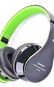 At-bt809 bezprzewodowe słuchawki bluetooth słuchawki słuchawki stereo zestaw słuchawkowy z mikrofonem dla galaxy htc iphone
