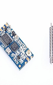 3.25.5V 433Mhz HC-12 SI4463 wireless microcontroller serial module Long-distance transmission 1000M
