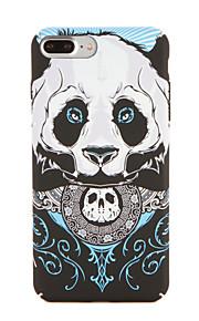 Para Apple iphone 7 7plus caso de padrão caso de capa traseira cão rígido pc 6s mais 6 mais 6s 6
