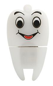 Hete nieuwe cartoon smiley sace tanden usb2.0 32gb flash drive u schijf geheugen stick