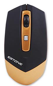 Mini ratón inalámbrico llevó óptico ratón de la computadora de la PC 3 botones ratón del juego ratones del jugador 2.4g receptor del usb