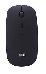 Módem super silencioso recargable silencioso clic bluetooth 3.0 ratón inalámbrico