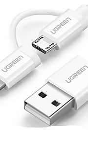 Lightning Micro USB All-In-1 1 till 2 Kabel Till iPhone iPad Xiaomi