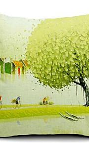1 pcs Lin Autre,Imprimé