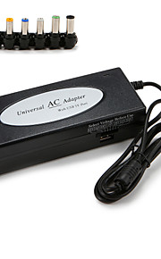 Laptop Power AC Adapter Universal AC 120W For Laptop And LCD Monitor With EU Plug Power Cable