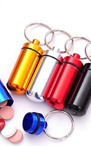 Porta-Comprimidos para Viagem Prova de Água Portátil Ultra Leve (UL) Mini Tamanho paraOrganizadores para Viagem Acessórios de Emergência