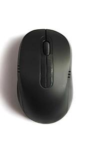 Business-Büro Wireless 2.4g schwarze Maus