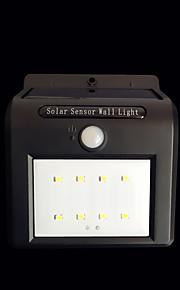 16led Solar Light Control Human Body Sensor Lamp Outdoor Courtyard Wall Lamp Integrated Street Lights