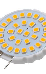 YWXLIGHT® G8 2835 SMD 31LED 2W 100-200Lm Warm White Cool White Chandelier Decorative Light Bi-Pin Lights AC 110-140V 1PCS