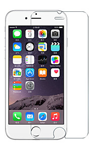 עבור iPhone 6S מסך scratch הוכחה נגד טביעת אצבע טלפון סלולרי זכוכית לסכל - -