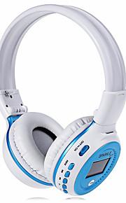 Zealot b570 bezprzewodowe bluetooth v4.0 hełmofonowe 3.5mm ekran dotykowy stereo słuchawki stereofoniczne słuchawkowe z fm radio tf slot