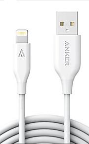 Lightning Carga rapida Cable Para iPhone iPad
