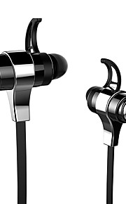 קעקוע h2 neckhang אוזניות Bluetooth fone de ouvido ספורט אוזניות אלחוטיות עם מיקרופון אוזניות אופנה עיצוב סטריאו