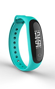 Water Proof Long Standby Calories Burned Smart Bracelet Blood Oxygen Heart Rate&Blood Pressure Test Pedometer