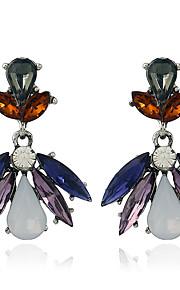 Women's Drop Earrings Acrylic Geometric Alloy Geometric Jewelry For Dailywear Casual Stage