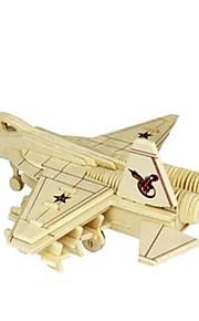 Puzzle Kit fai-da-te Puzzle 3D Costruzioni Giocattoli fai da te Combattente Lengo naturale