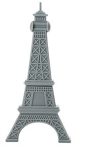 만화 플라스틱 파리 타워 8 기가 바이트 usb2.0 고속 플래시 드라이브 u 디스크 메모리 스틱