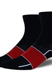 Bicicletta/Ciclismo Calzini/Calze Design anatomico Protettivo Spandez Cotone Chinlon Corsa Yoga Ciclismo Escursionismo ScalatePer tutte