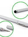 Penna stilo touchscreen per iPad, iPhone, Palybook, Xoom e P1000 - Argento