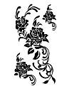 Tatuagens Adesivas Serie Florida Estampado A Prova d\'agua Feminino Girl Adolescente Tatuagem Adesiva Tatuagens temporarias