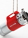 Portable Lighter with Keychain (Color Assorted)