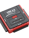 "Hi-Speed USB 3.0 to SATA and IDE 2.5"" & 3.5"" Drive Adapter"
