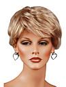 capless curto sintetico de alta qualidade diretamente perucas