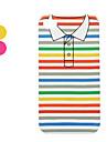 футболки стиль скучный польский случае для iphone 4 и 4S (разных цветов)