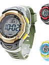 Men's Silicone Digital Automatic Sport Wrist Watch (Assorted Colors) Cool Watch Unique Watch
