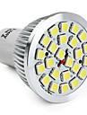 Spot Lights , GU10 W 24 SMD 5050 300 LM Natural White MR16 V