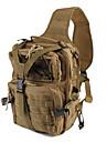 군사 한쪽 어깨 나일론 아처 가방