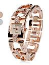 стали женщины аналоговые кварцевые наручные часы (ассорти цветов)